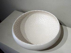 Michael Wisner - Deep White Bowl