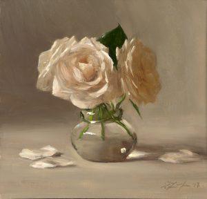 Sarah Lamb - Cottage Roses