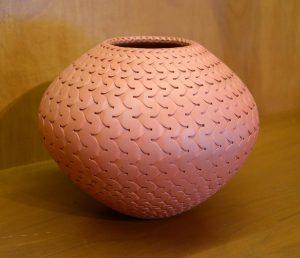 Michael Wisner - (5) Terracotta Kauai Weave