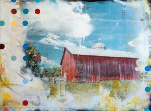 Mike Weber - Red Barn