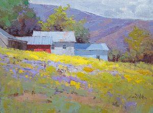 Sean Wallis - Western Wild Flowers