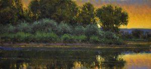 Dan Young - Daybreak on the Colorado