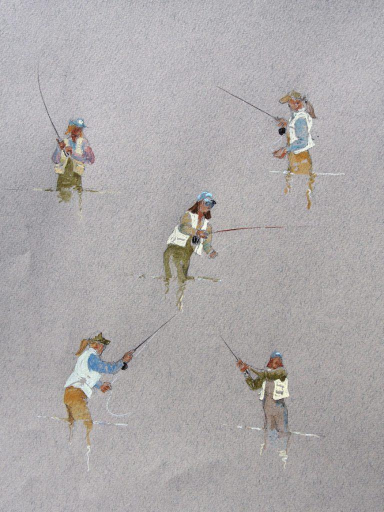 Joel Ostlind - Women of the Waters