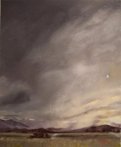 Marie Wise - Storm Over Hayfield