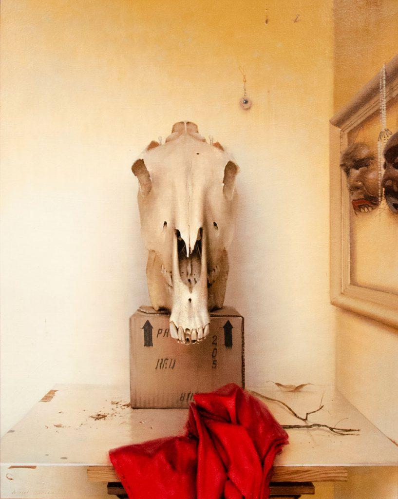 Daniel Sprick - Horse Skull