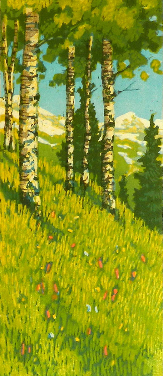 Leon Loughridge - Summer Meadow 21/21