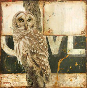 Mike Weber - Owl