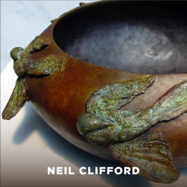 Neil Clifford sculpture
