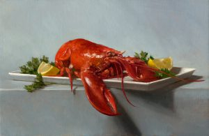 Sarah Lamb - Lobster