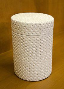 Michael Wisner - (33) White Jar