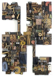 Lloyd  Schermer  - A Puzzle for Letters