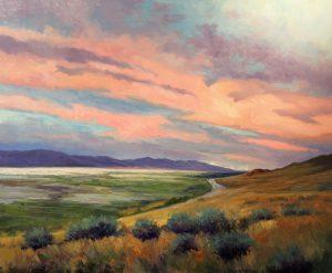 Simon Winegar - Across the Salt Flats