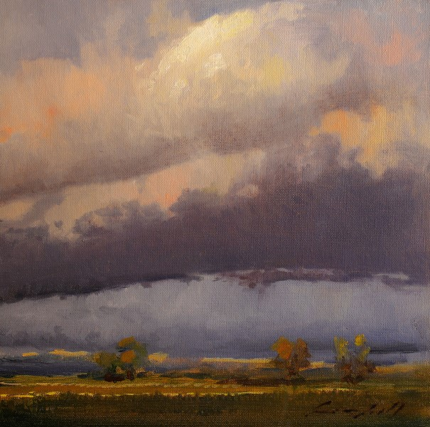 Peter Campbell - After the Storm