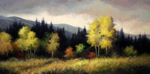 Simon Winegar - Alpine Colors