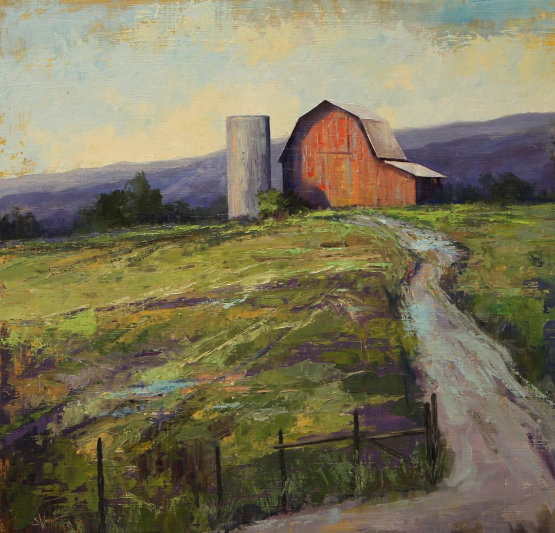 Simon Winegar - Atop a Hill