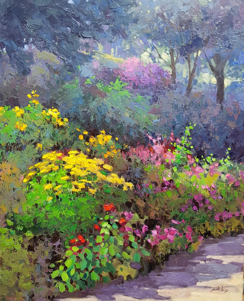 Sean Wallis - Beauty and Depth