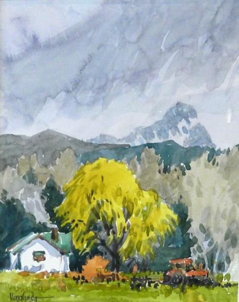 Leon Loughridge - Capitol Peak
