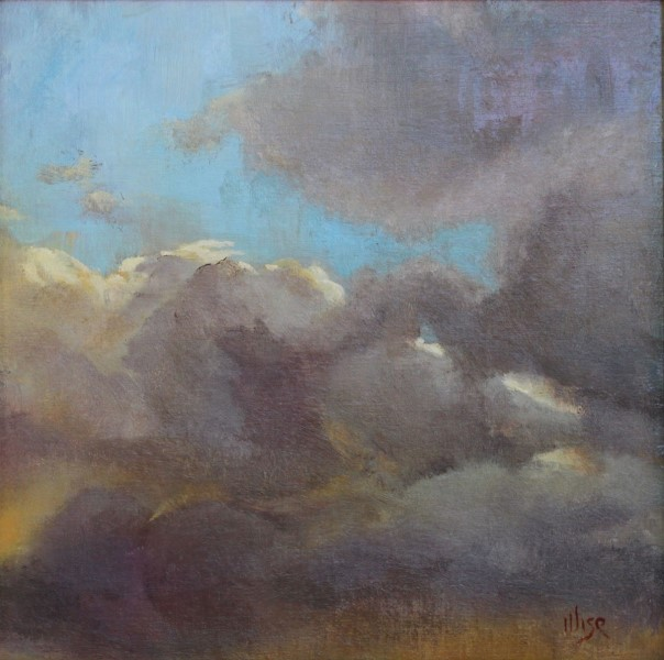 Marie Figge Wise - Cloud Study 1