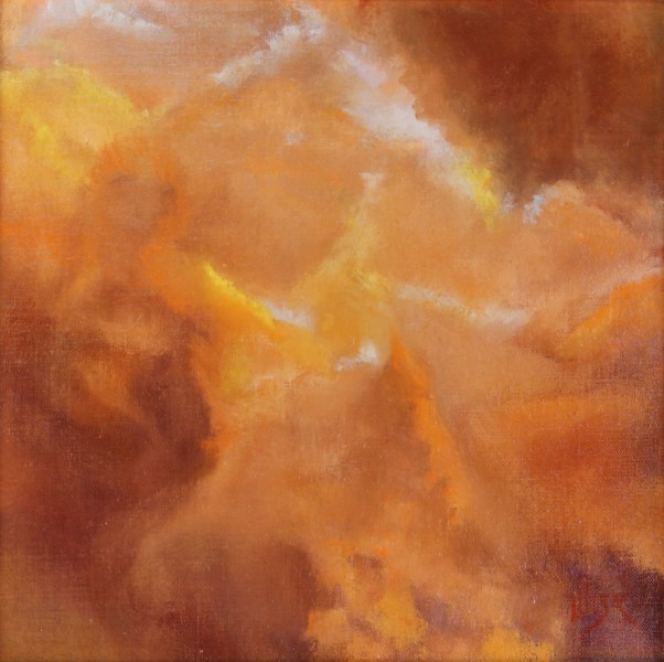 Marie Figge Wise - Cloud Study 3