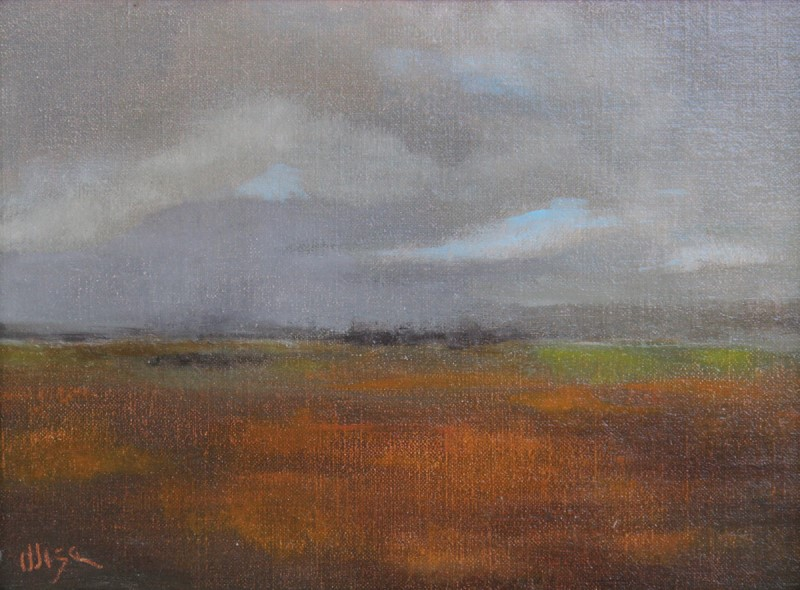 Marie Figge Wise - Clouding Up