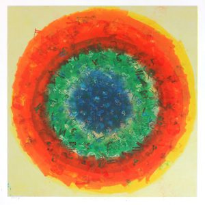 Lloyd  Schermer  - Color Burst of Type #22