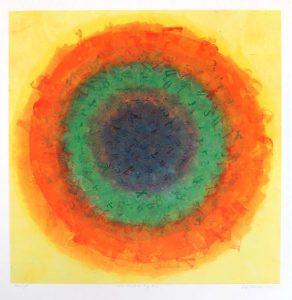 Lloyd  Schermer  - Color Burst of Type #26