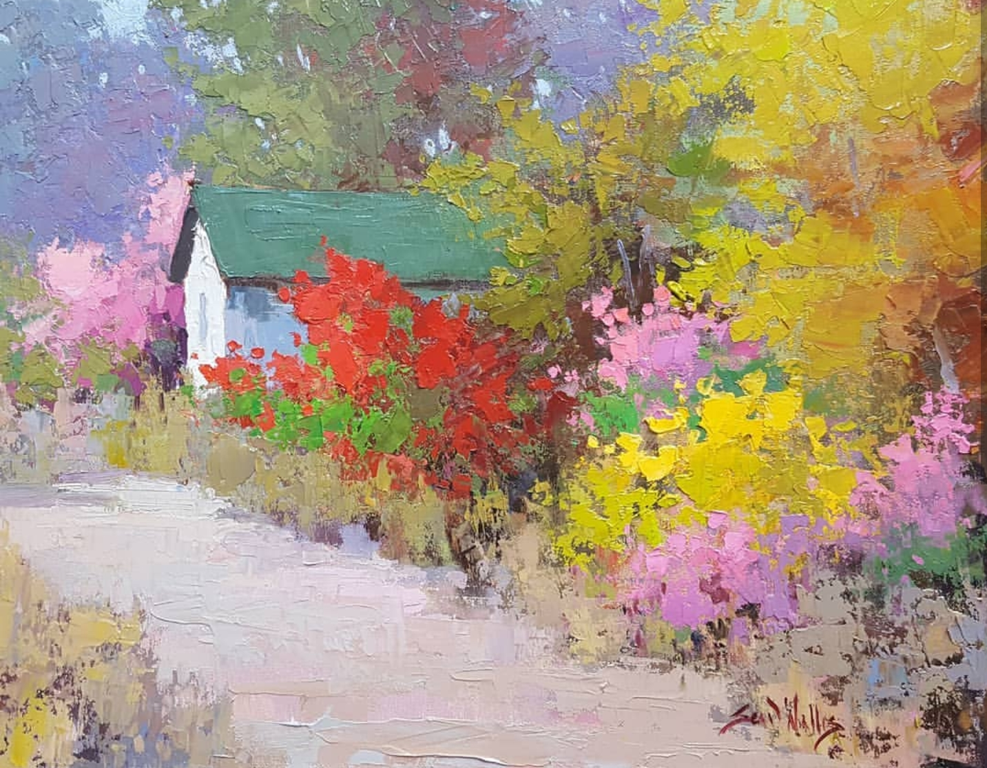 Sean Wallis - Color Cultivated