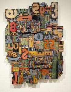 Lloyd  Schermer  - Colorful Word Seeds II