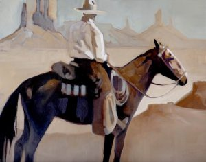 Peggy Judy - Cowboy Reflections
