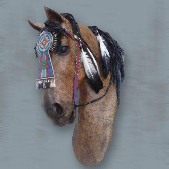 Janet  Nelson  - Crow Medicine Pony