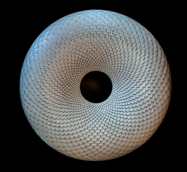 Michael Wisner - Dove Grey Urchin Kauai