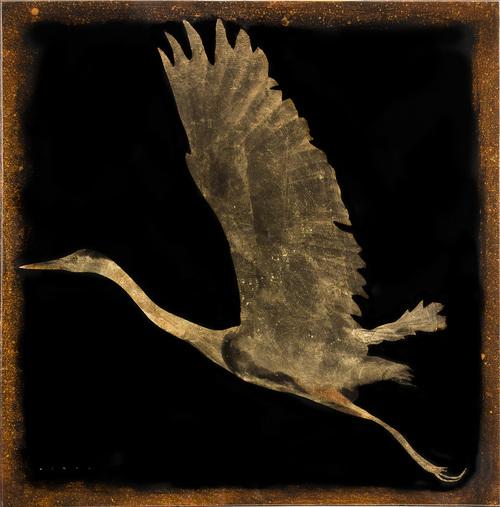 Mike Weber - Egret