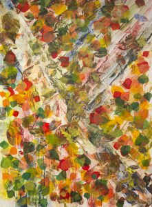 Lloyd  Schermer  - Falling Leaves #1