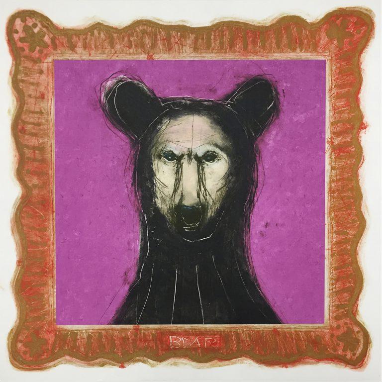 Paula Schuette Kraemer - Family Portrait- Bear 2/5