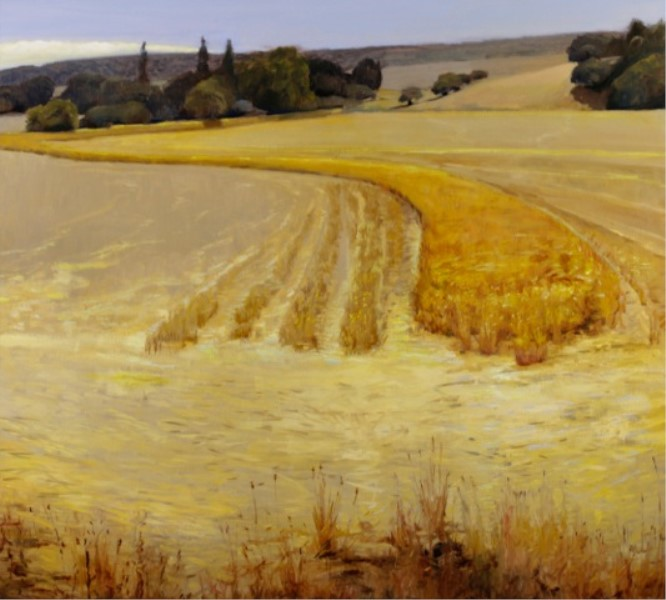 Peter Campbell - Field of Gold