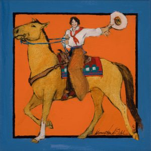 Donna Howell-Sickles - Fine Day for a Ride