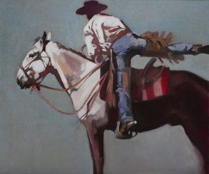 Peggy Judy - First Ride