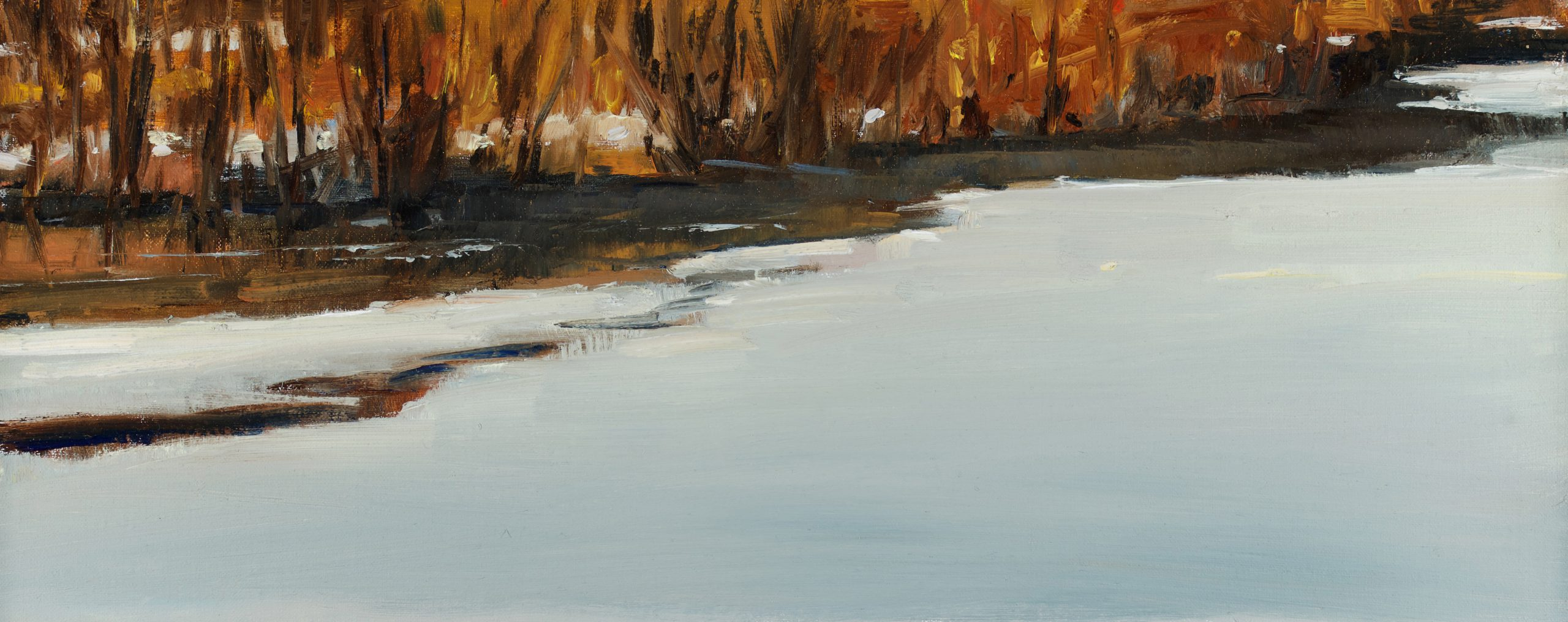 Peter Campbell - First Thaw