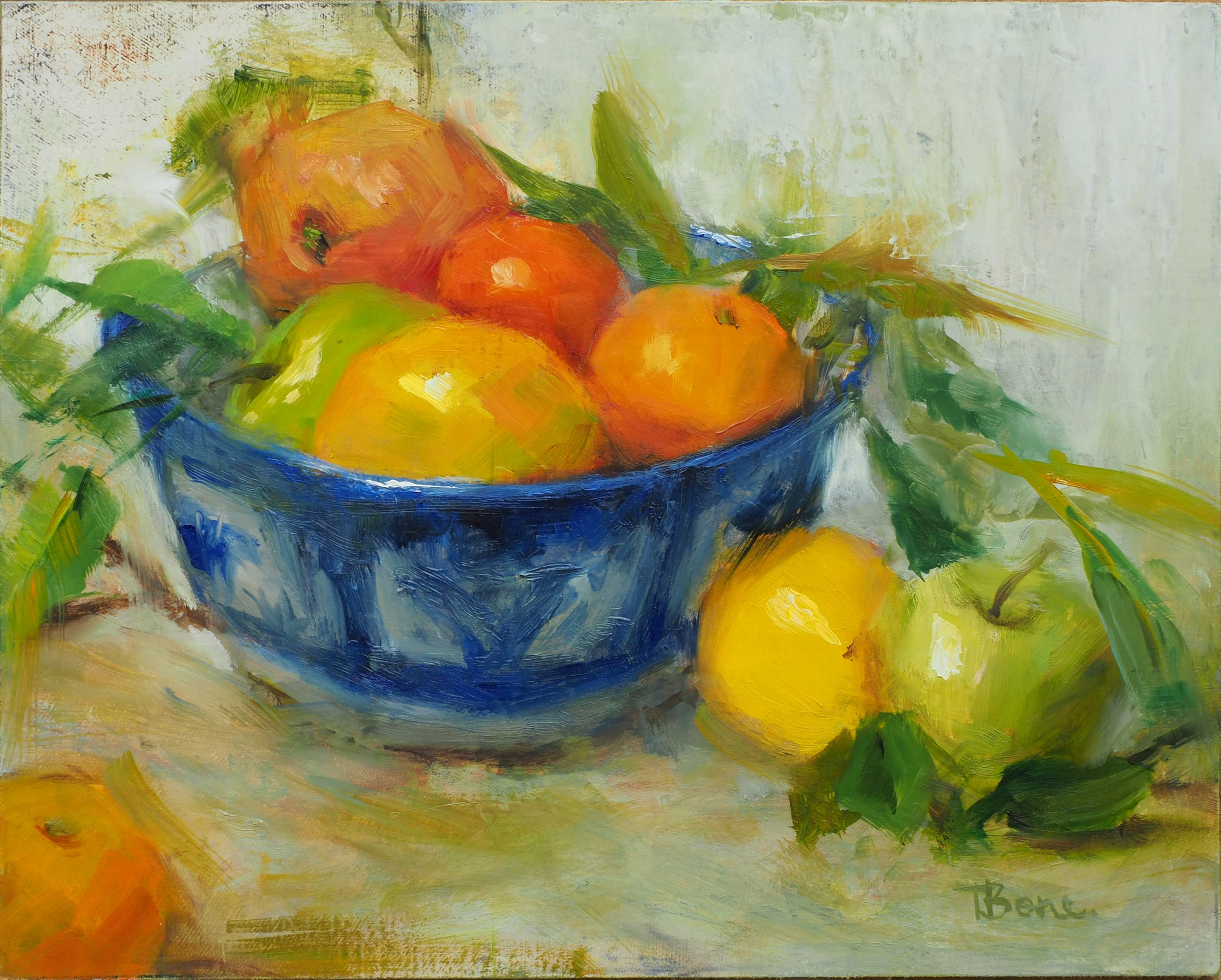Tanya Bone - Fresh Fruit