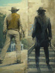 Terry  Gardner - Gunsmoke, Hell on Wheels, and the Evolution of Western TV