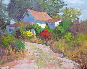 Sean Wallis - Home Overgrown