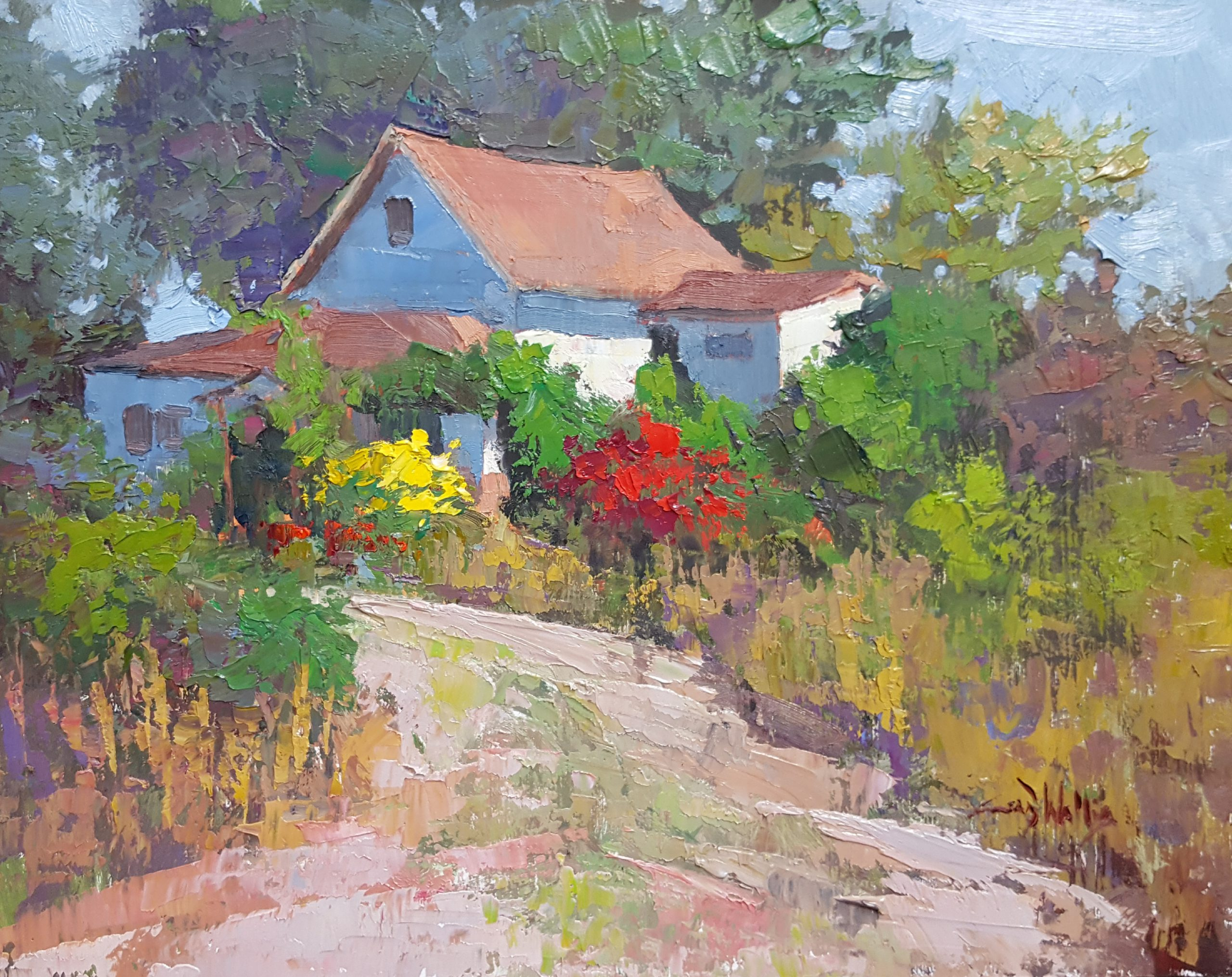 Sean Wallis - Home Overgrown