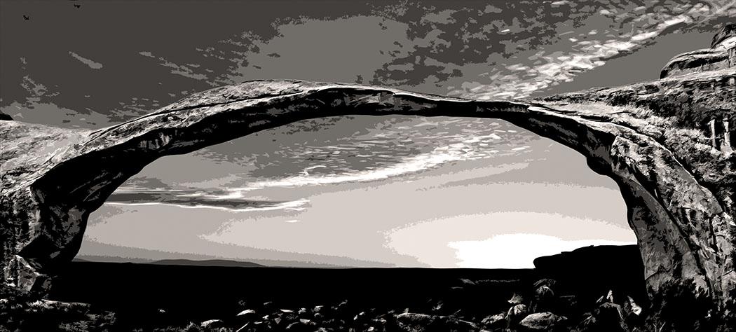 Michael Fain - Landscape Arch 3a 3/6