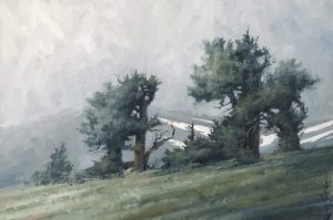 Terry  Gardner - Last Of The Snow