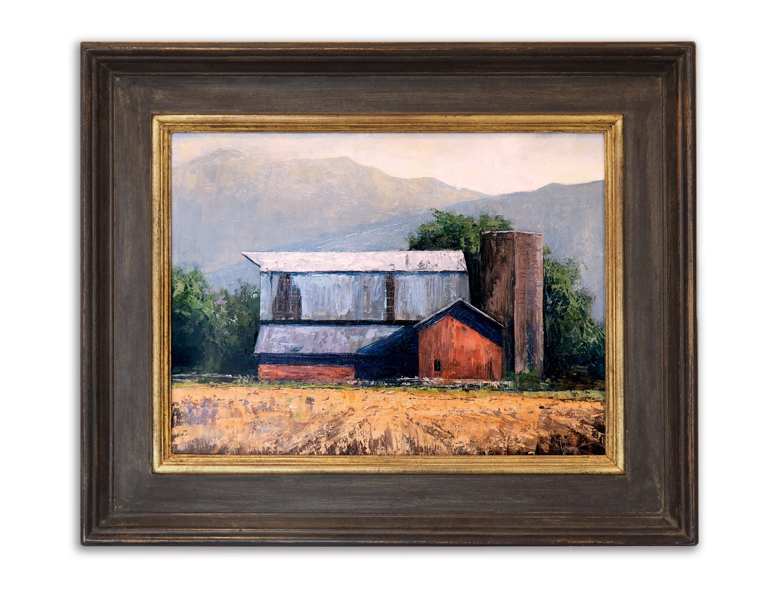 Simon Winegar - Layton Farmstead