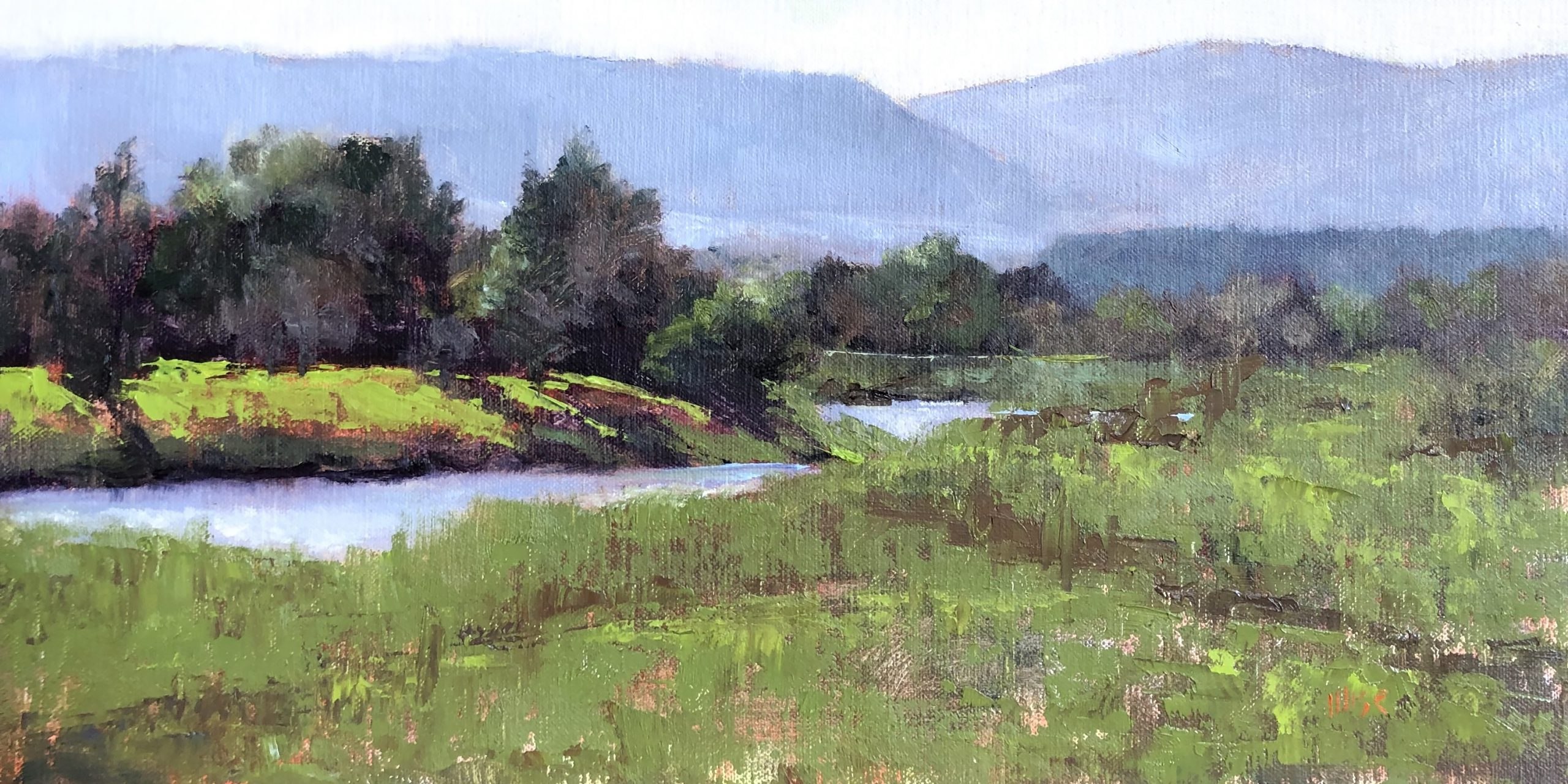 Marie Figge Wise - Lower Roaring Fork