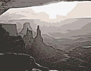 Michael Fain - Mesa Arch 4 3/6