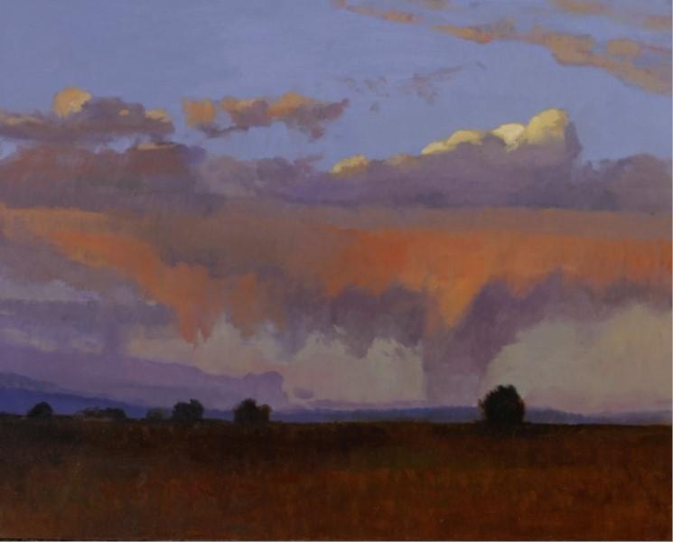 Peter Campbell - Mesa Clouds