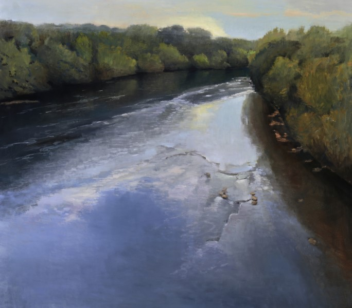 Peter Campbell - Morning on the River