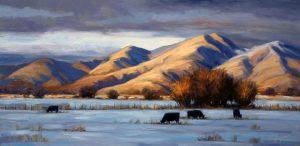 Simon Winegar - Mount Princeton
